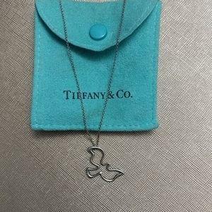 Tiffany & Co. Dove necklace